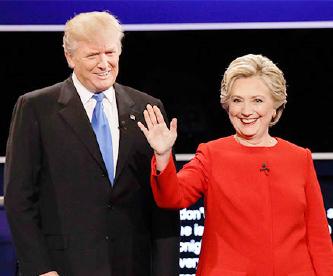 힐러리와-트럼프