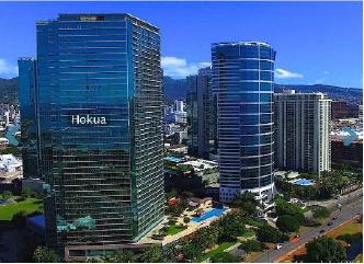 ▲ 하와이 호놀룰루 호쿠아콘도 전경
