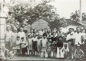멕시코 초기이민자들