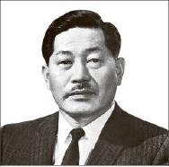 ▲ 김성곤 전 공화당 재정위원장