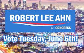 로버트 안 6월6일 투표