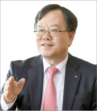 ▲ 김재준 코스닥 위원장