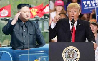 ▲ 도널드 트럼프(오른쪽)과 김정은.
