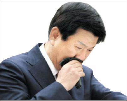 ▲ 법원으로 부터 '대한민국 공식 낙하산인사 인증'을 받은 조준희 전 YTN사장