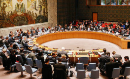 ▲ 유엔안전보장이사회의 대북제재 결의안 통과
