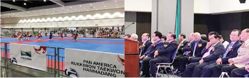 ▲ LA 팬아메리카 한마당 대회는 참가선수들이 적어 실패작으로 평가되고 있다.