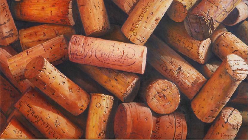 ▲ 김경자 History of Wine