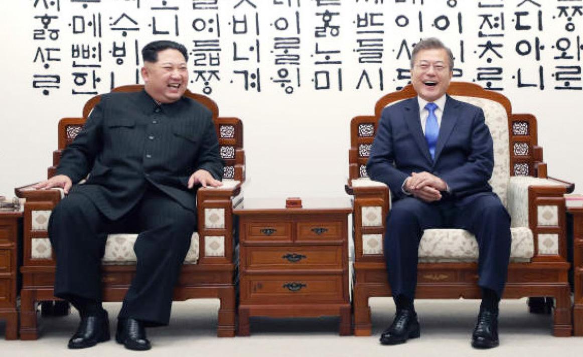▲ 문재인-김정은 남북정상회담에서 '비핵화' 이슈가 미흡하다는 외신 평가다.