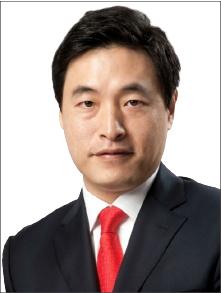 ▲조양래 회장의 장남 조현식 사장