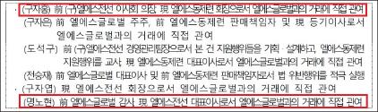 ▲ 공정위는 지난달 18일 구자홍회장과 명노현 LS전선 대표이사등 6명을 검찰에 고발할 것이라고 밝혔다.