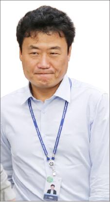 ▲ 임종석 비서실장의 비서실장 김종천 의전비서관