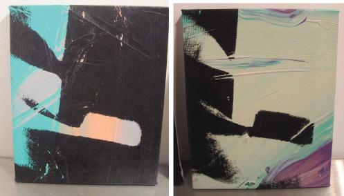 ▲ 한국기업인이 2007년께 구매한 앤디 워홀의 작품 '새도우'