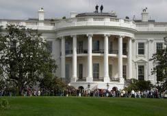 ▲ 2020년 백악관 주인이 바뀔것인가?