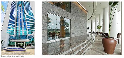 ▲ 이학수씨가 2012년 매입한 하와이 호놀룰루 나우루타워콘도 전경