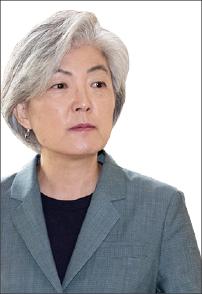 ▲ 강경화 외교부장관