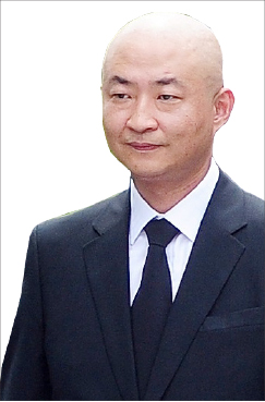▲노무현 전대통령의 아들 노건호씨