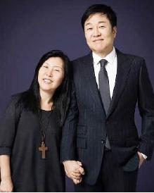 ▲ 포에버 21의 장도원-장진숙 대표