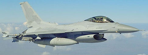 KF-16 전투기
