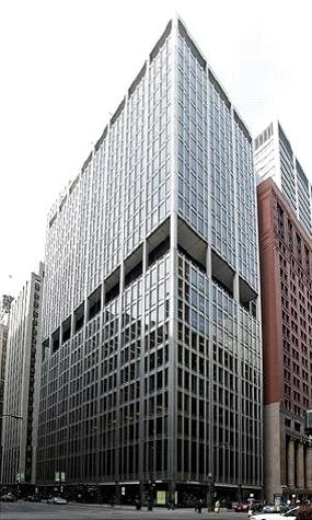 ▲ 삼성생명매입 시카고빌딩