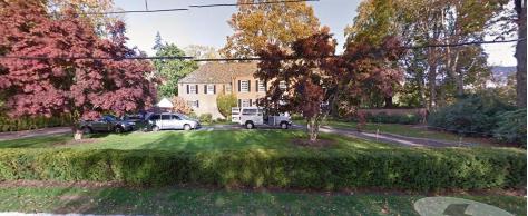 ▲ 박재옥이 1976년 매입한 스카스데일의 집[구글사진]