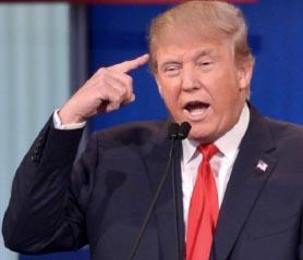 ▲ 도널드 트럼프 공화당 후보 . 결국 고삐 풀린 그의 막말은 부메랑이 됐다. 무슬림 출신 미군 전사자 부모를 비하하는 발언에 이어 힐러리에 대한 폭력을 사주하는 듯한 멘트가 결정타였다. 한때 그는 힐러리를 크게 앞선 적도 있었지만 지금은 언제 그랬다는양 지지도는 급락하고 있는 신세다.