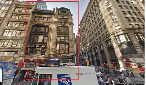 ▲ 중국국영기업 CITIC이 매입한 코리아타운 2개빌딩 사진 [5애비뉴와 32스트릿 교차지점]