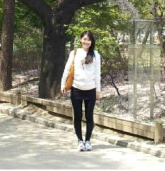 ▲ 청와대 간호장교 조여옥 대위 -페이스북