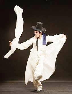 김지립 살풀이춤