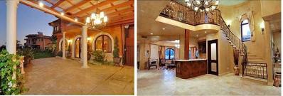 ▲ 토마스 최사장이 지난 2010년 12월 3일 매입한 로스앤젤레스 비버리힐스인근 주택 실제모습