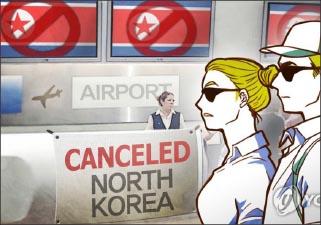 북한입국금지