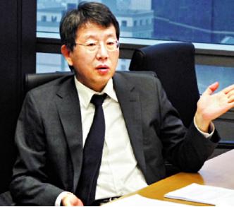 ▲ 삼성그룹 법무담당 총책임자 김상균사장 [삼성사진]