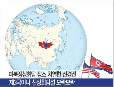 미북정상회담
