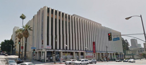 ▲ 어드마이어캐피탈렌딩이 2천만달러를 대출해준 1543웨스트올림픽블루버드 빌딩