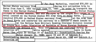 ▲ 라스베가스 카지노들은 한국에서 수금한 노름빚을 미국으로 가져가기 위해 주한미군 군무원까지 동원한 것으로 드러났다.