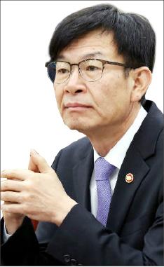 ▲ 김상조 공정거래위원장