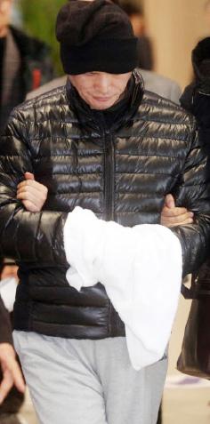 ▲ 지난 4월 5일 중국으로 도주한지 19년만에 한국으로 송환, 수감된 변인호씨
