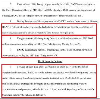 ▲ 2018년 10월 31일 연방검찰이 오하이오남부연방법원에 비밀리에 제출한 기소장