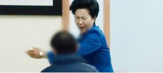 ▲은혜로 교회의 신옥주 교주