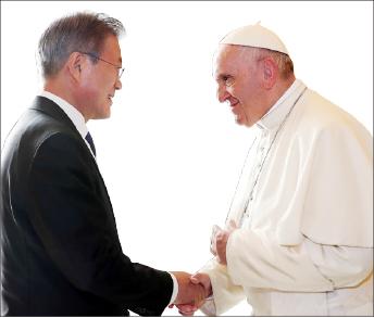 문재인교황