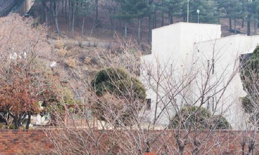 ▲ 서울시 용산구 한남동 723-53 대법원장 공관