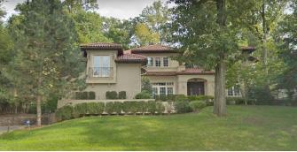 ▲ 한국정부가 2007년 3백만달러에 매입한 유엔대표부 국정원파견공사 관저로 매입한 뉴저지 테너플라이 저택