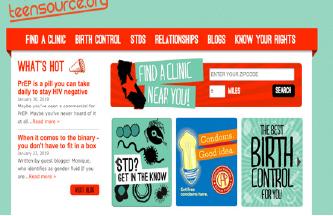 ▲ 성교육 중학교 교재 콘돔을 공짜로 받는 것을 가르치고 있다