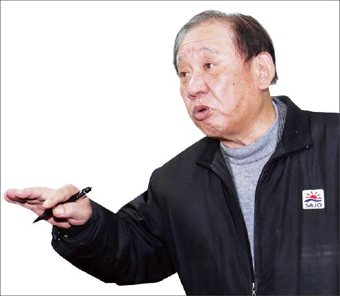 ▲주진우 사조산업 회장