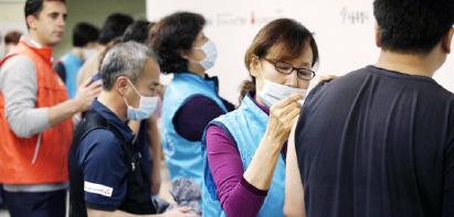 ▲ 독감 예방주사는 10월~11월에 맞는것이 좋다.