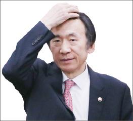 ▲윤병세 전 외교부장관