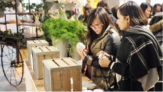 ▲ 미국에서 한국화장품에 대한 인기도가 매년 높아지고 있다.
