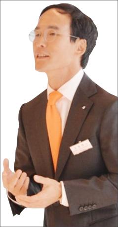 ▲ 이명박 전대통령의 사위 조현범 한국타이어사장