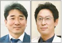 ▲ 이승덕 총장(왼편), 장예진 원장