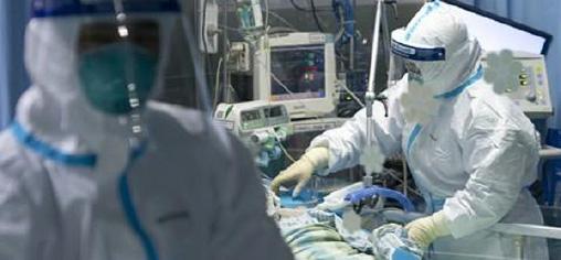 ▲   「신종바이러스」확진 환자를 격리치료 하지만 백신 개발은 1년 정도 걸린다고 한다.