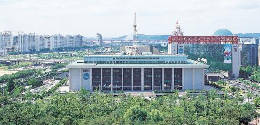 ▲ KBS 공영 방송의 연말「KBS 연기 대상」이 비난을 당하고 있다.